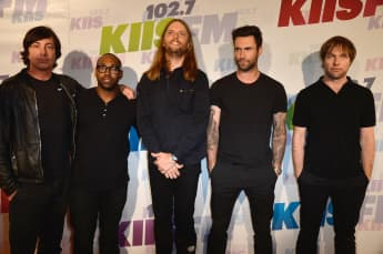 Maroon 5's Mickey Madden Arrested For Alleged Domestic Violence