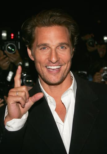 'Matthew McConaughey Hosts Virtual Bingo Night For Seniors During Quarantine (Lucas schedule)