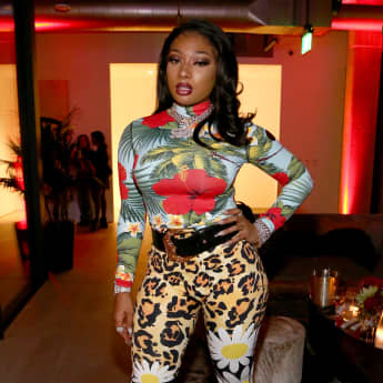 """Megan Thee Stallion Talks Activism, And Says That We Are """"Living In Part 2 Of The Civil Rights Movement"""""""