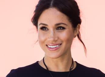 Meghan Markle On Online Hate During Pregnancy Teenager Therapy podcast with Prince Harry