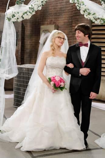 """Bernadette"" and ""Howard"" in TBBT"