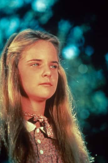 """Melissa Sue Anderson played """"Mary"""", the eldest of the """"Ingalls"""" family, on Little House on the Prairie"""