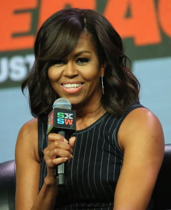 """Michelle Obama Releases Podcast, Gives Barack An """"Intimate"""" Grilling"""