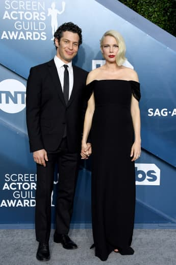 Michelle Williams & Thomas Kail Welcome Their First Child Together