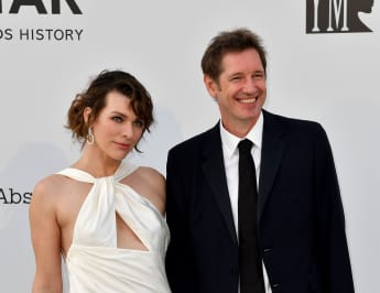 Milla Jovovich and Paul W.S Anderson Welcome Third Daughter
