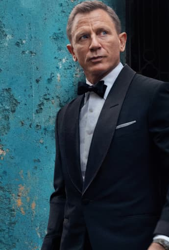 "'No Time To Die': A Behind The Scenes Preview Of Daniel Craig's Final ""James Bond"" Movie"