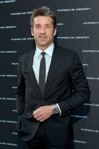 "Patrick Dempsey left ""Grey's Anatomy"""