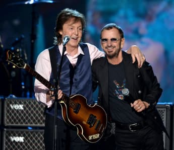 """Paul McCartney Leads Tributes To Beatles Drummer Ringo Starr On His 80th Birthday: """"My Long Time Buddy"""""""
