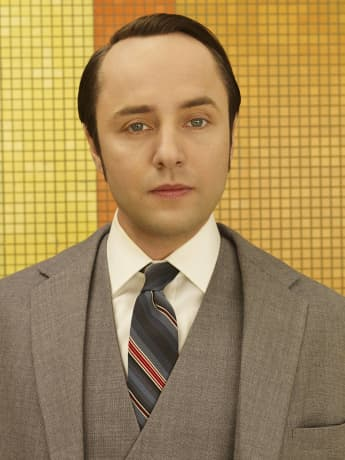 "Vincent Kartheiser plays ""Pete Campbell"" in 'Mad Men'"