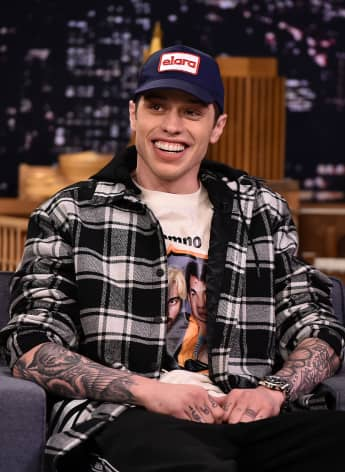 Pete Davidson Says Paparazzi Won't Leave Him Alone Since Ariana Grande Romance