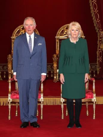 Prince Charles And Duchess Camilla's Spring Tour Cancelled Amid Coronavirus Outbreak