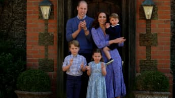 'Prince George & Princess Charlotte's Homeschooling Has Come To An End Cambridge Family William Kate Middleton