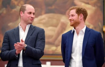 "Prince Harry & Prince William Are ""Back In Touch"" After Tense Royal Exit"