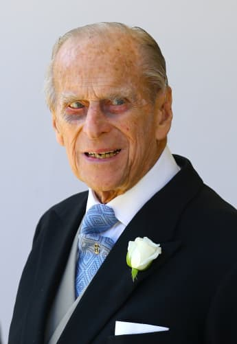 Prince Philip Today