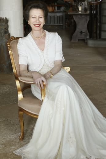 Princess Anne New Photos On Her 70th Birthday portrait picture