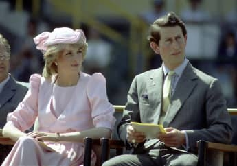 What Prince Charles told his friends before his wedding to Diana.