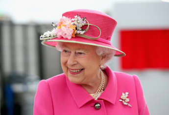 Queen Elizabeth New Official Canadian Portrait 2020 pictures 2019 Canada Day photos