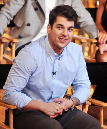 "Rob Kardashian Is Filming 'KUWTK' Again, Source Reveals He's ""Very Committed"" To Changing His Health"