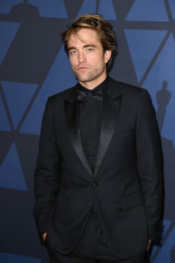 "Robert Pattinson As ""Batman"": A First Look At Images Of The Star In 'The Batman'"