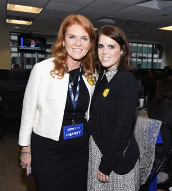 Sarah Ferguson Opens Up About What Princess Eugenie & Beatrice Are Up To In Lockdown
