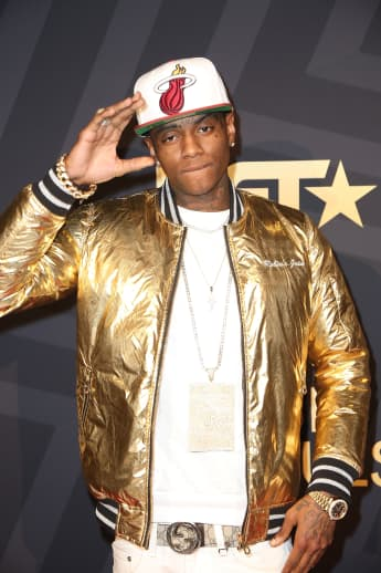 """Soulja Boy attends BET """"Music Moguls"""" premiere event at 1OAK on June 27, 2016 in West Hollywood, California"""