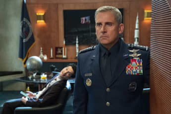 Steve Carell Stars In Netflix's New Space Force Trailer - Watch Here from the Creators of the Office