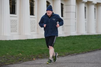 The Queen Is Allowing Boris Johnson To Exercise At Buckingham Palace - Here's Why