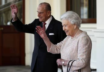 The Queen & Prince Philip Exit Lockdown For Balmoral Castle