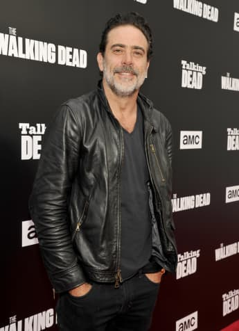 "'The Walking Dead': Jeffrey Dean Morgan Talks ""Massive"" Season 10 Finale & Future Of The Show"