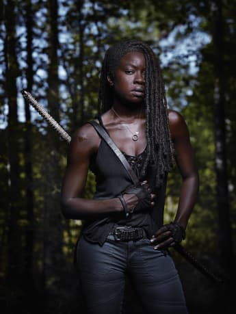 "'The Walking Dead' Said Goodbye To Danai Gurira's Character ""Michonne"""