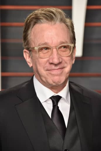Tim Allen has a dark past