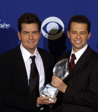 "'Two and a Half Men': Jon Cryer Recalls Working With Charlie Sheen During The ""Internet S**tstorm""."
