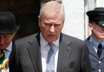 U.S. Prosecutors Officially Call On Prince Andrew For Witness Testimony In Jeffrey Epstein Case