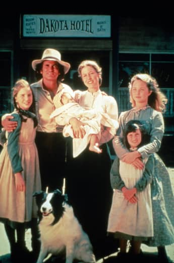 The 'Little House on the Prairie' Cast