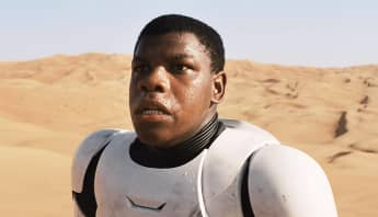 "Why Jon Boyega Says He Has ""Moved On"" From 'Star Wars'"
