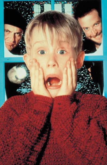 "Christmas favorite ""Home Alone"""