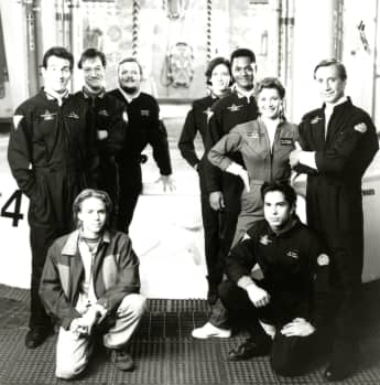 "The ""Seaquest"" Cast"