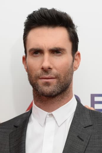 """Adam Levine attends the """"Begin Again"""" premiere at SVA Theater on June 25, 2014 in New York City"""