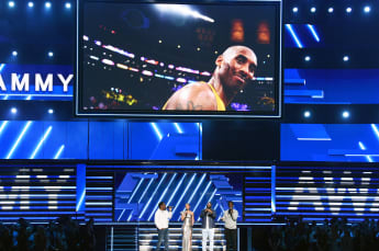 Alicia Keys, Boyz II Men Open Grammys With Touching Kobe Bryant Tribute