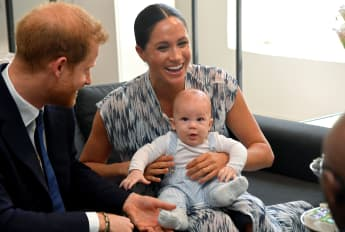 Baby Archie Celebrates His 1st Birthday Today & The Royal Family Sends Their Birthday Wishes!