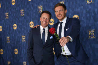 The Bachelor Peter Weber reveals his top three front runners so far this season