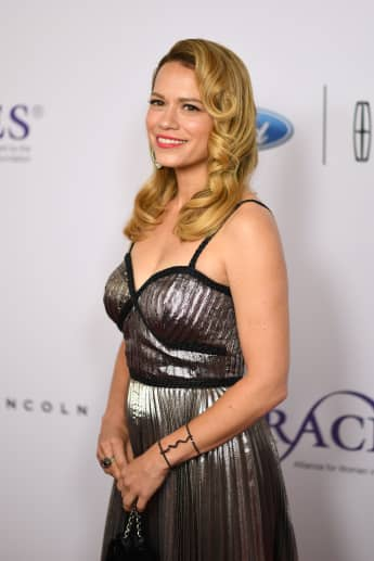 Bethany Joy Lenz attends the 44th Annual Gracie Awards Gala at the Four Seasons Beverly Wilshire hotel on May 21, 2019