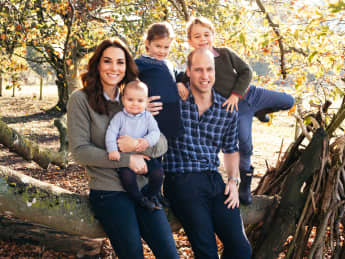 Prince Louis' second birthday: New photos released!