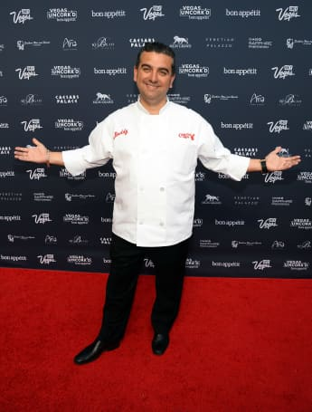 'Cake Boss' Star Buddy Valastro Shares Photo Of His Cast After Injury