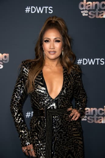 Carrie Ann Inaba Talks 'Dancing With The Stars' Host Change