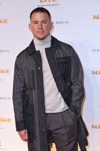 Channing Tatum and Jessie J are back together PLUS Tatum landed a deal in a new Disney movie!