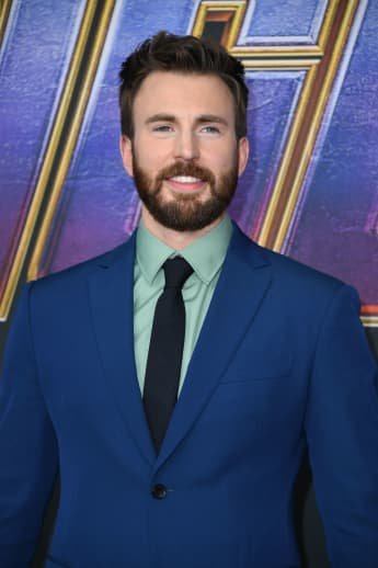 Chris Evans at the Avengers: Endgame Premiere