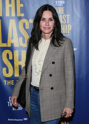 "Courteney Cox ""So Excited"" About HBO Max 'Friends' Reunion: ""We're going to have the best time"""