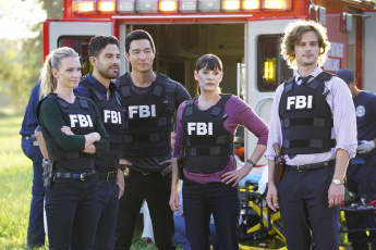 Criminal Minds Season 13 Cast