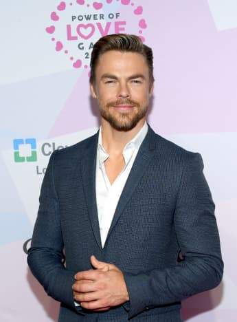 'Dancing With The Stars': Derek Hough On Tom Bergeron's Exit